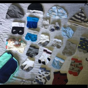 Other - Hats/Socks/Mittens/washcloths